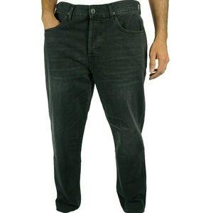 Hudson Mens Jeans Size 34 Dixon Easy Straight